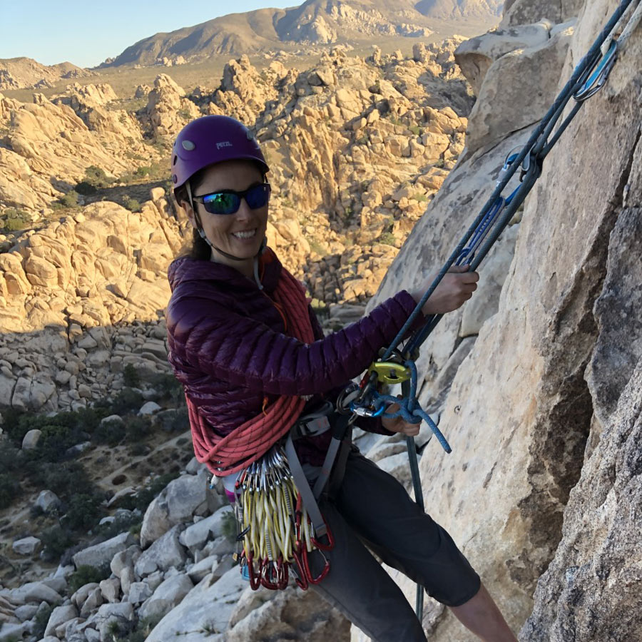 Intermediate Rock Climbing 2