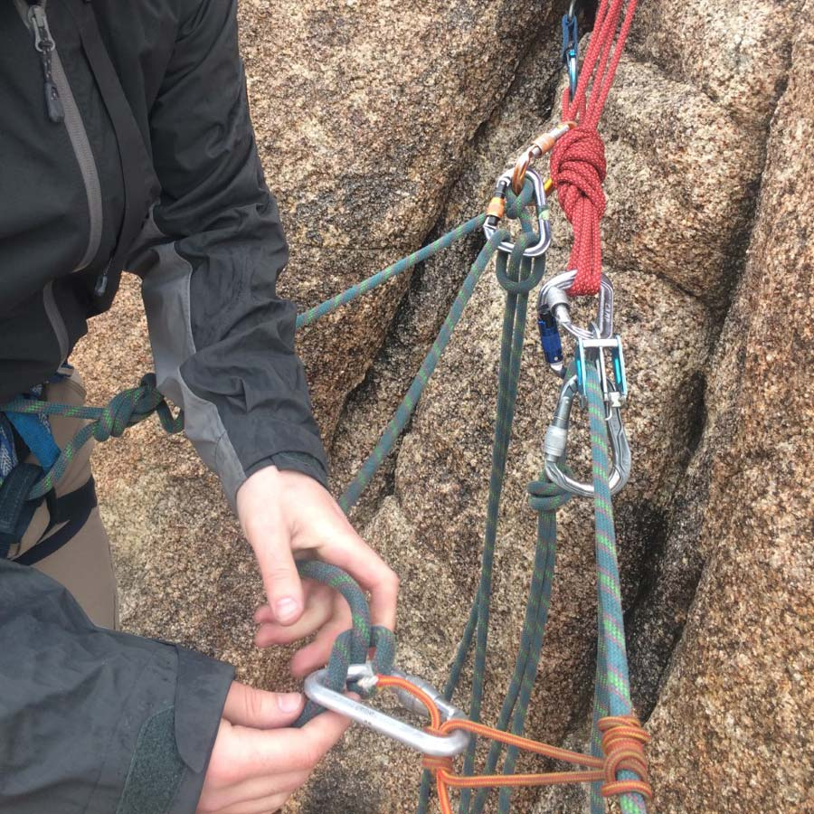 Advanced Rock Climbing 2