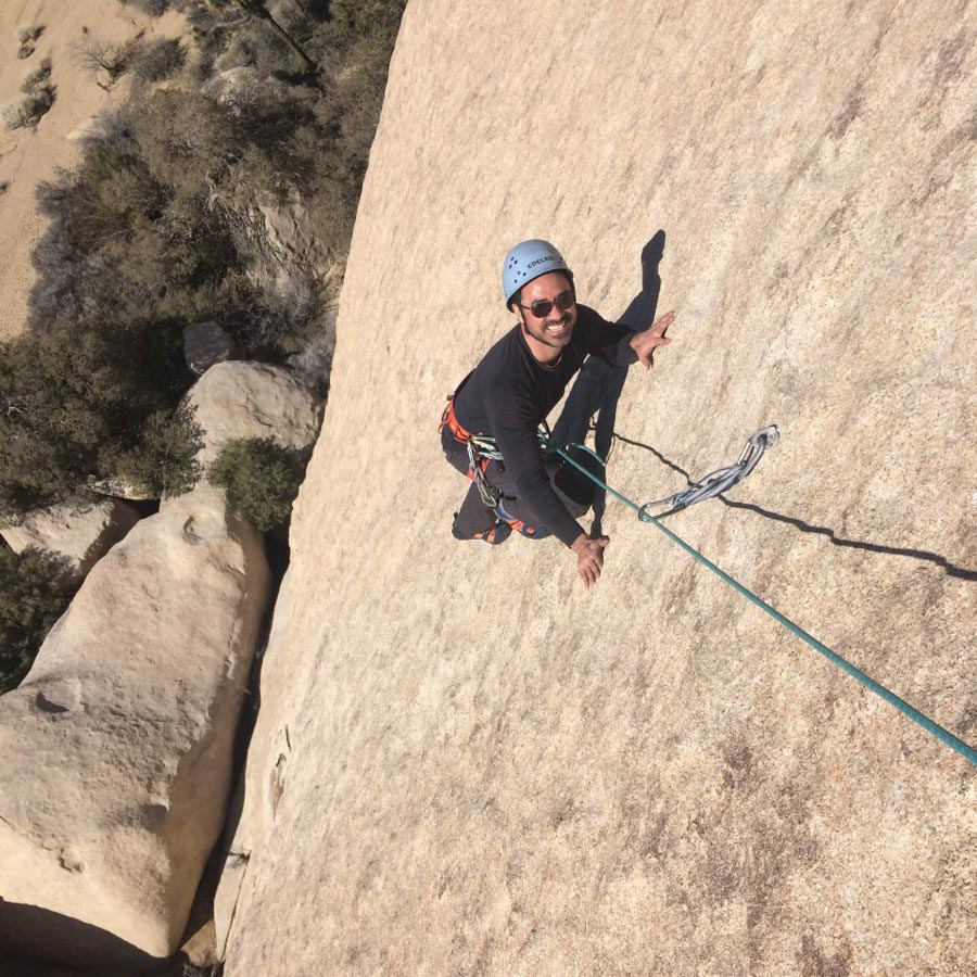 Rock Climbing Fundamentals 1