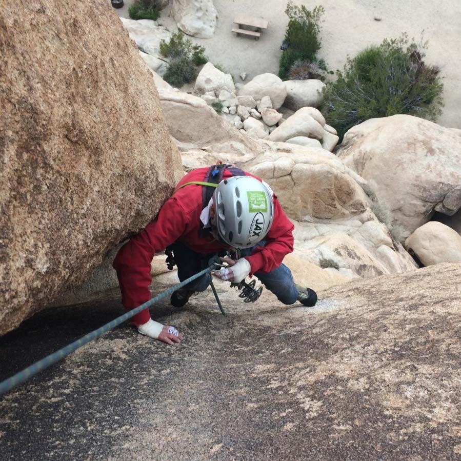 Intermediate Rock Climbing 3