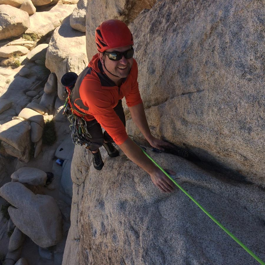 Rock Climbing Fundamentals 3