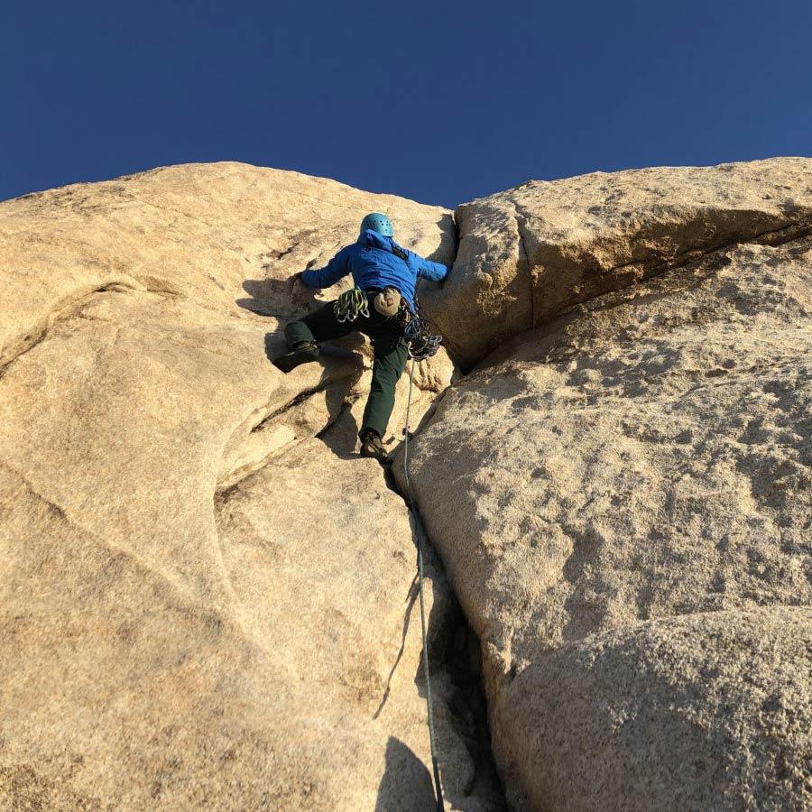 Intermediate Rock Climbing 1