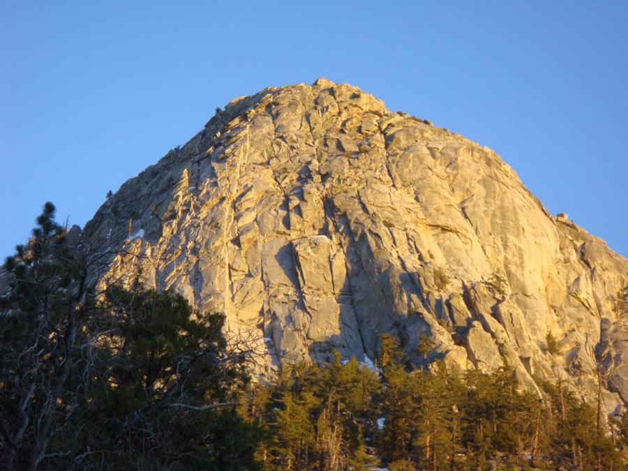 Tahquitz Rock